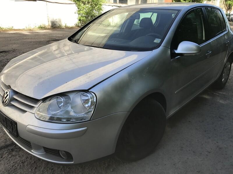Volkswagen Golf V 2006 m. dalys