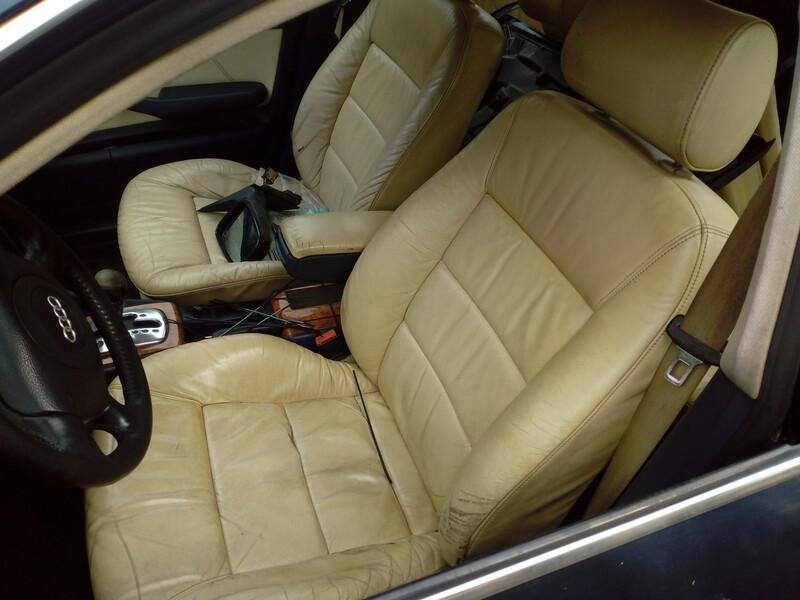 Audi A6 C5 2000 y parts
