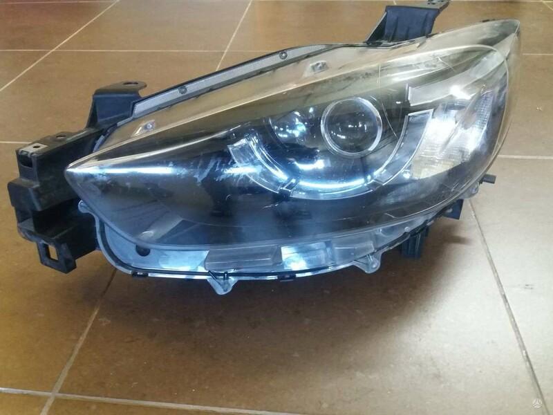Mazda Cx-5 2014 y. parts