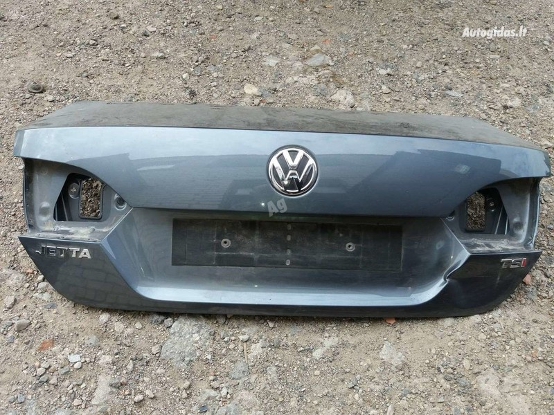Volkswagen Jetta 2012 m dalys