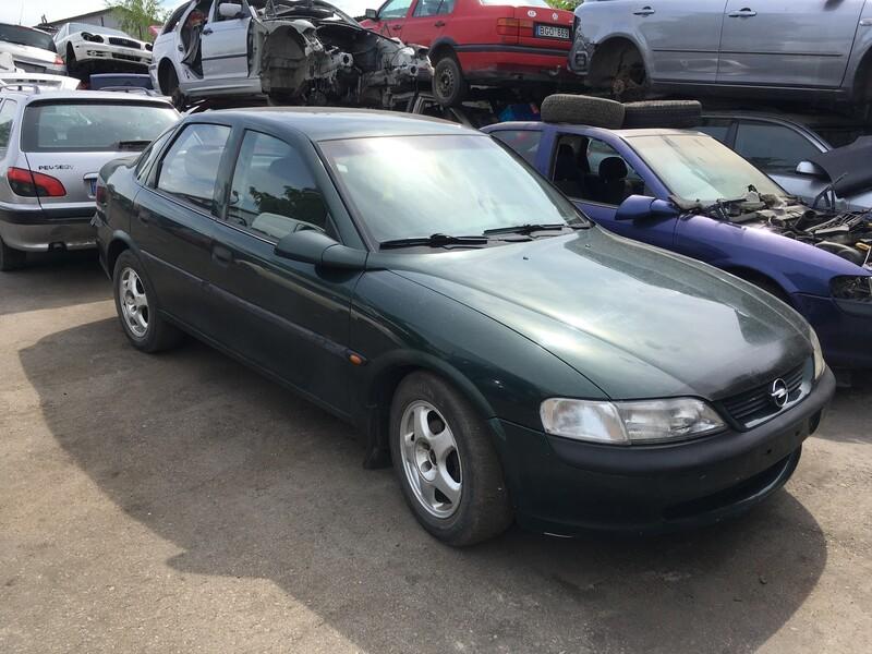Opel Vectra B 1996 г. запчясти