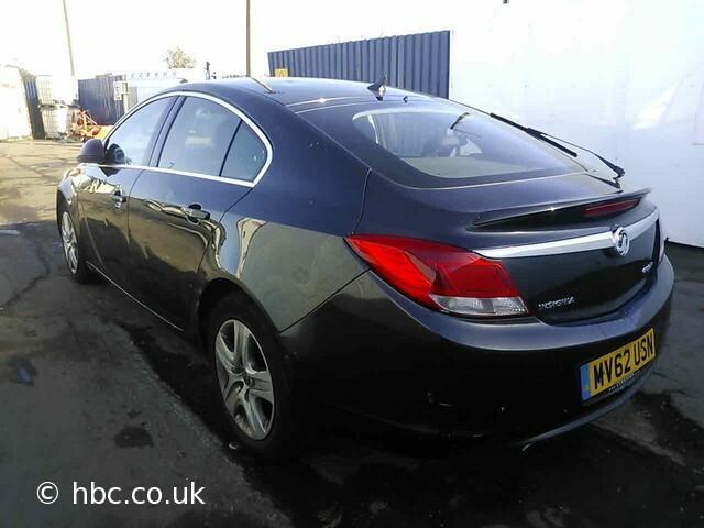 Opel Insignia 2012 m dalys