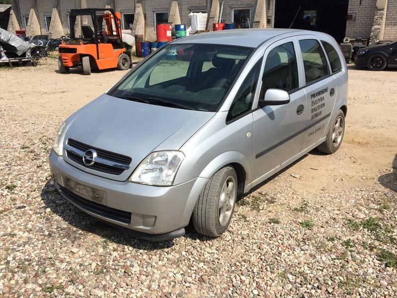 Opel Meriva I 2003 m. dalys
