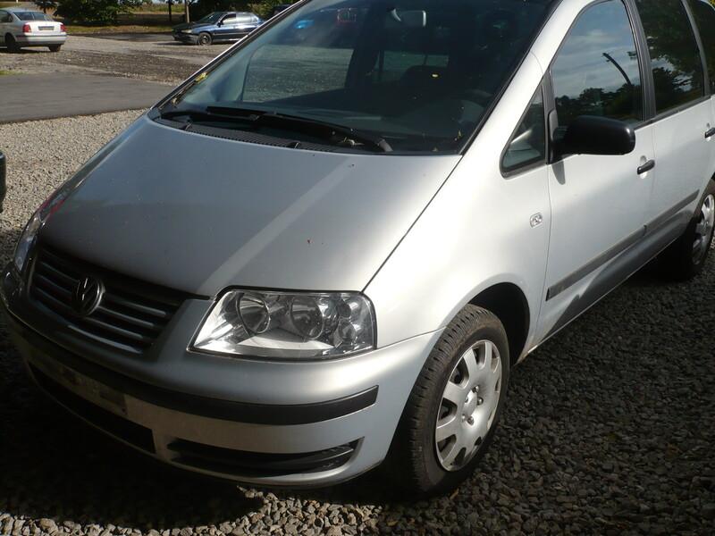 Volkswagen Sharan I 2002 y parts
