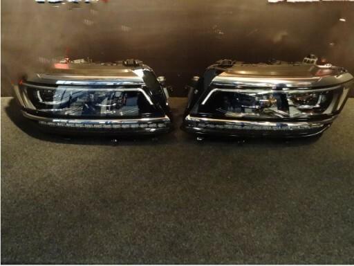 Volkswagen Tiguan 2017 y. parts
