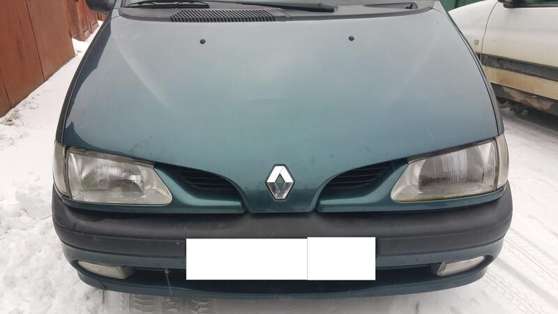 Renault Scenic I 1997 г запчясти