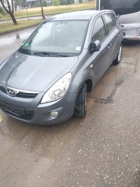 Hyundai I20 I 2010 m dalys