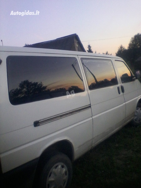 Volkswagen Transporter T4 1996 y. parts
