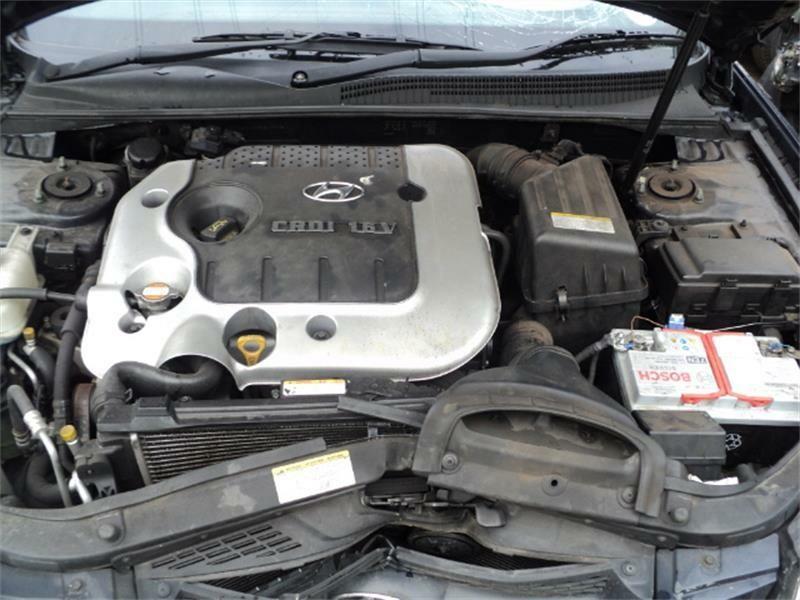 Hyundai Sonata 2008 m. dalys