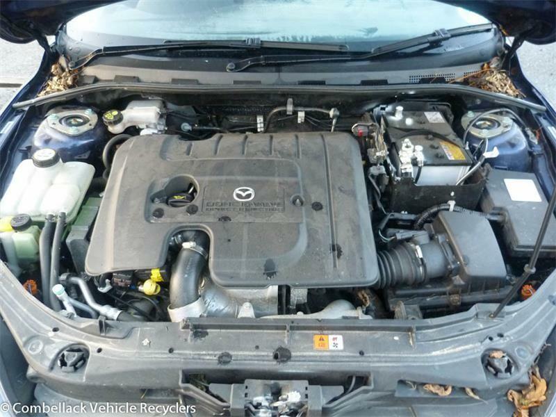 Mazda 3 I 2007 m. dalys