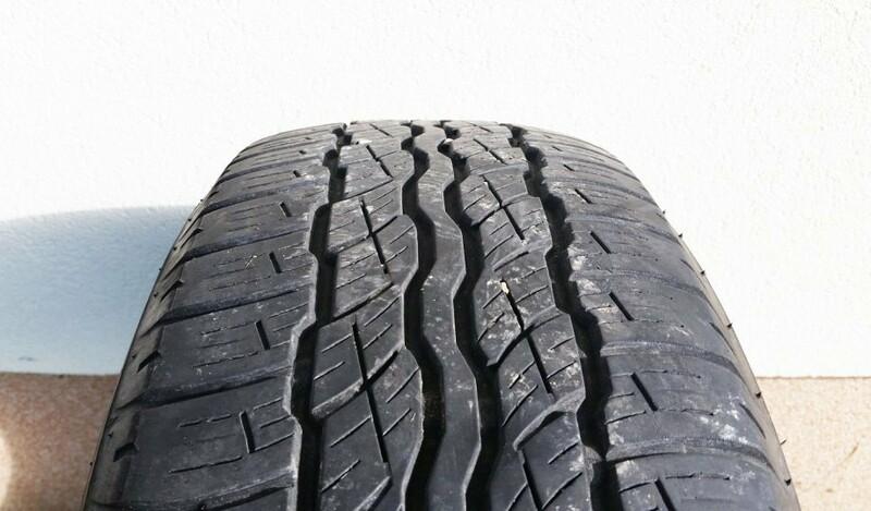 Bridgestone , COOPER, FALKEN &kt R15 vasarinės  padangos lengviesiems