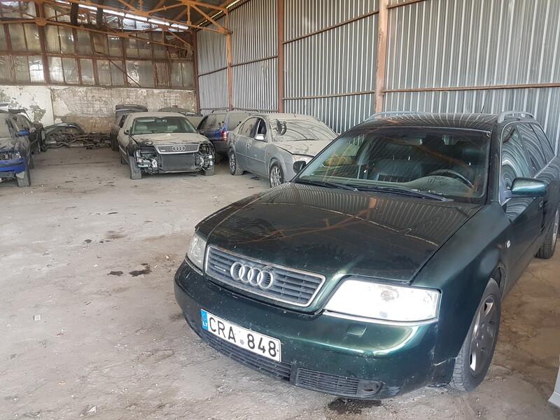 Audi A6 C5 2.8 BENZINAS 147 KW  1999 y parts