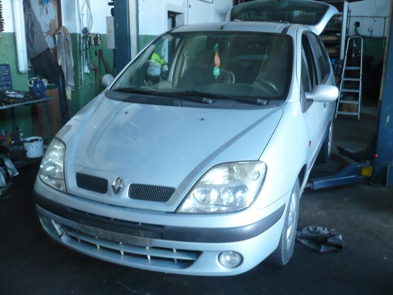 Renault Scenic I 2001 y parts