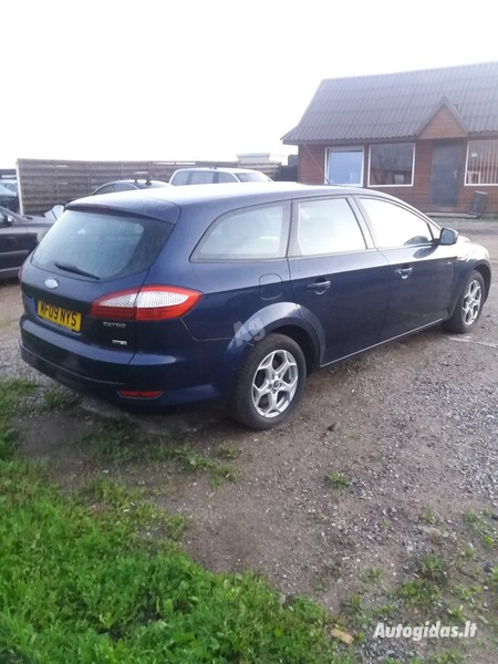 Ford Mondeo 2009 m dalys