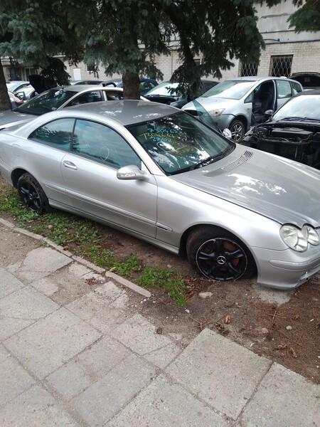 Mercedes-Benz Clk 270 W209 2003 m dalys