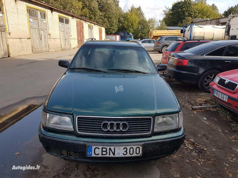 Audi 100 C4 2.5 DYZELIS 85 KW  1994 m dalys