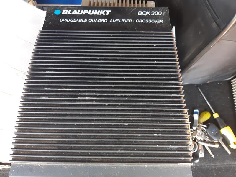 Garso stiprintuvas  Blaupunkt Bqx300
