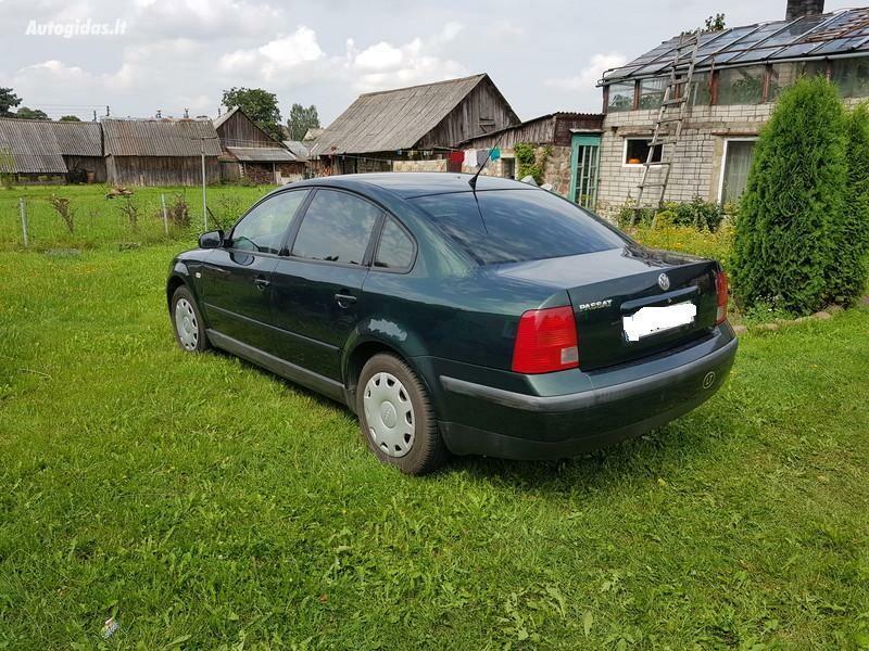 Volkswagen 1999 m dalys