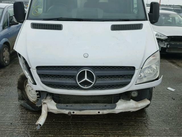 Mercedes-Benz 308 310 2008 m dalys