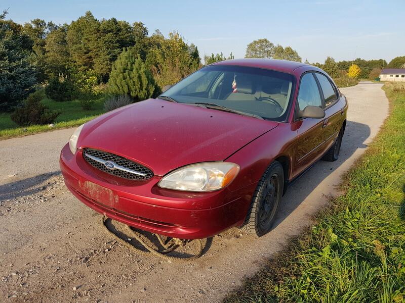 Ford Taurus 2004 m dalys