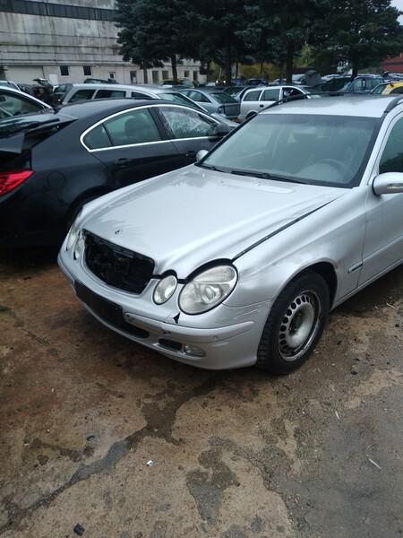 Mercedes-Benz E 220 W211 2005 m dalys
