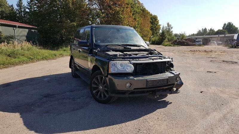 Land Rover Range Rover III 2007 y parts
