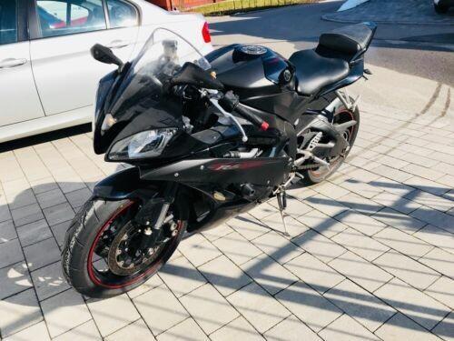 Sportinis / Superbike  Yamaha R6 2003 m dalys