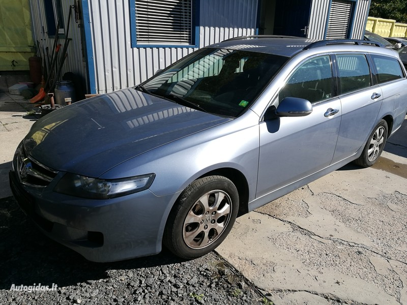 Honda Accord VII 2006 y. parts