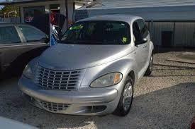 Chrysler Pt Cruiser 2004 m dalys
