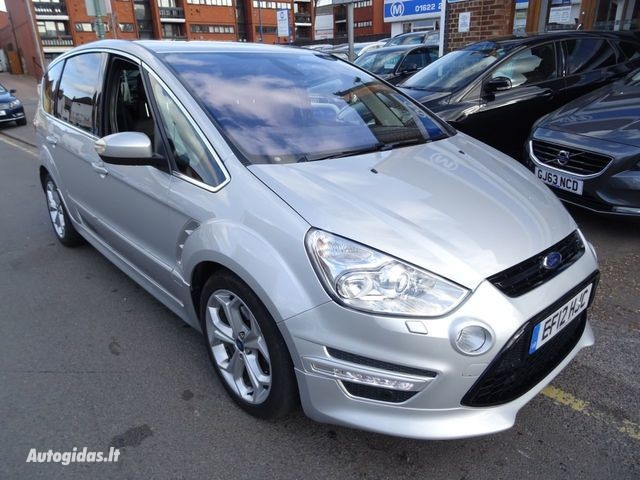 Ford S-Max ANGLAS  2.0 120KW 2012 m dalys