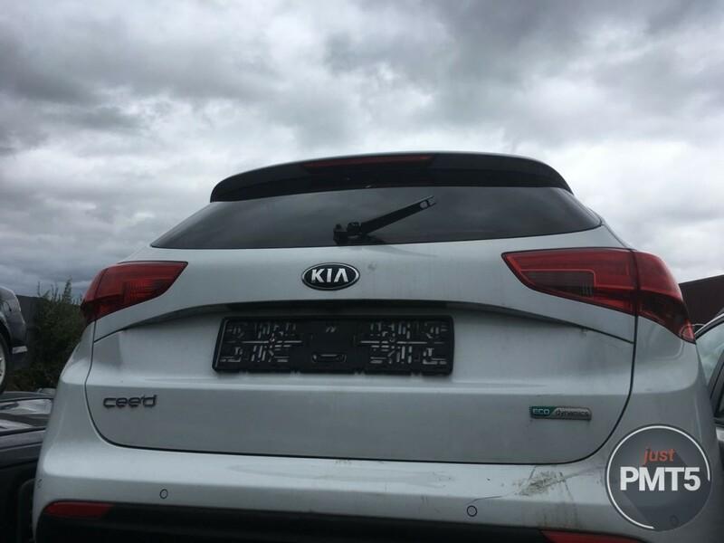 Kia Cee'd II D4FB 2015 m dalys