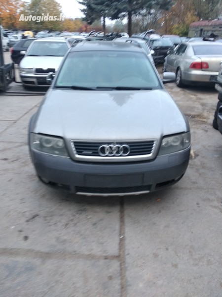 Audi 2003 г запчясти