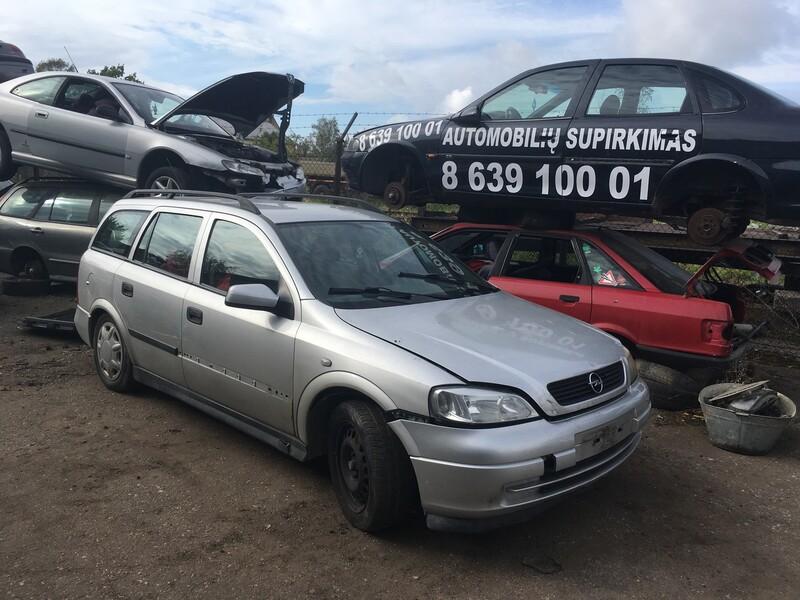 Opel 2000 y parts