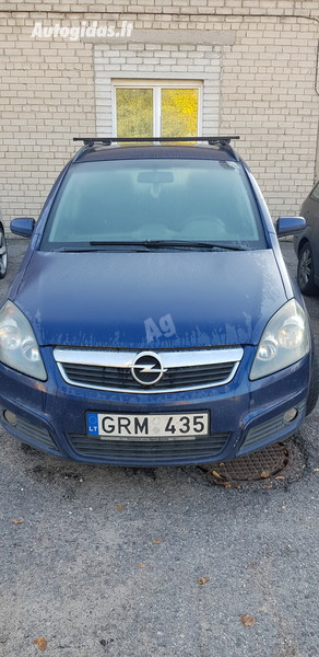 Opel Zafira 2006 y parts