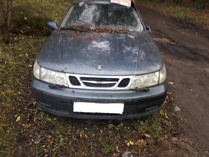 Saab 9-5 1998 m dalys