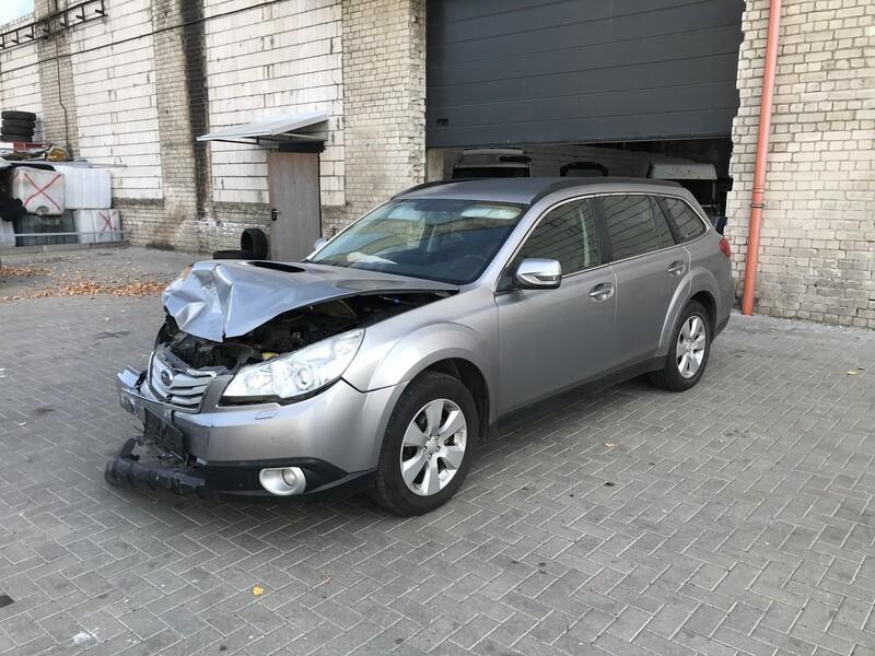 Subaru Outback IV 2012 m dalys