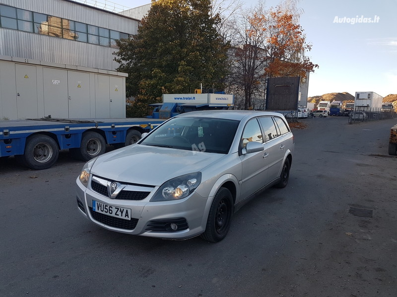 Opel Vectra C  1.9 DYZELIS 88KW 2007 m dalys