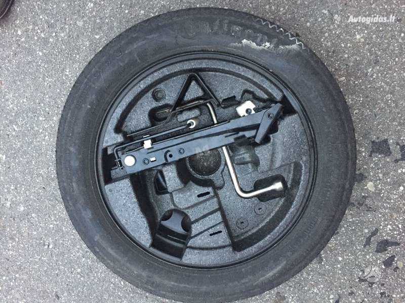 BMW 530 R17 atsarginis ratas