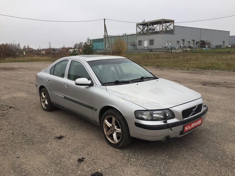 Volvo S60 I 2003 y parts