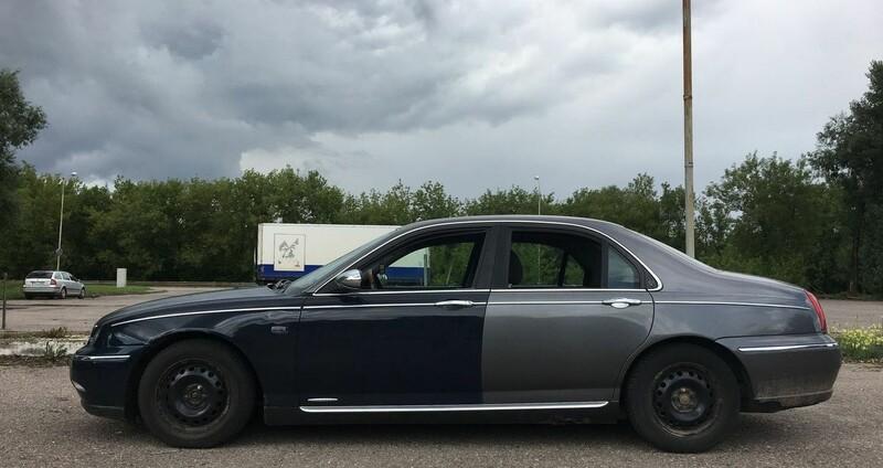 Rover 75 DALYS | DIAGNOSTIKA 2000 m dalys