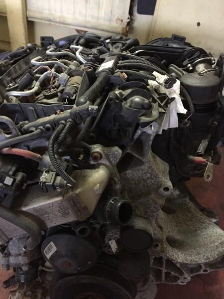 Bmw 320 E90 2008 y. parts