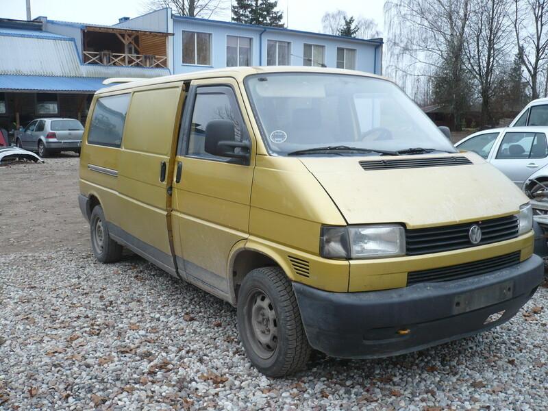 Volkswagen Transporter T1 1996 y parts