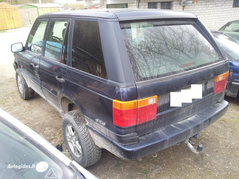 Land-Rover Range Rover II 1997 г. запчясти