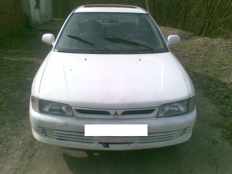 Mitsubishi Lancer V 1994 m dalys