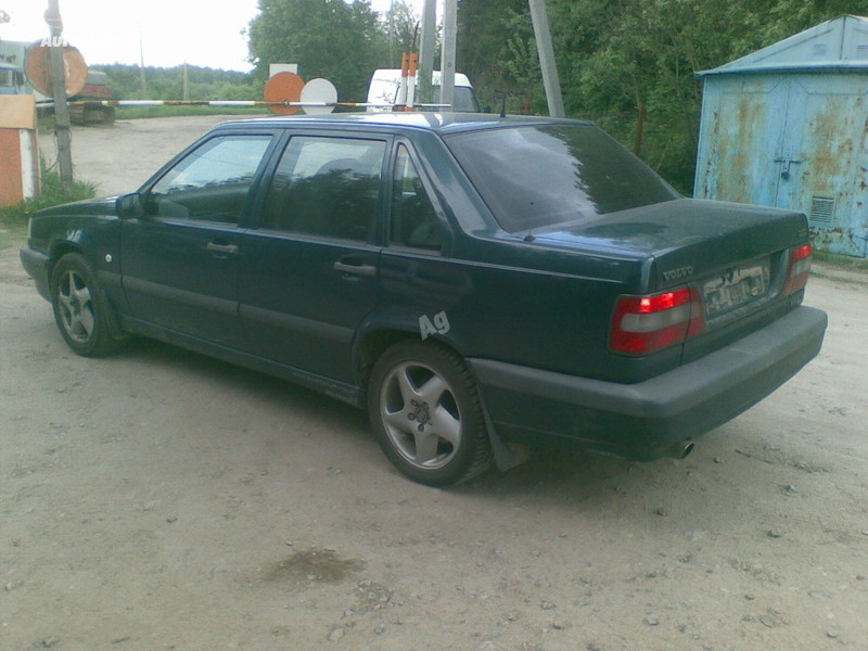Volvo 850 1994 m. dalys