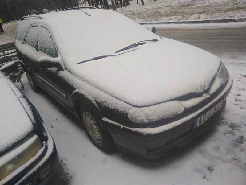 Renault Laguna I 1997 y. parts