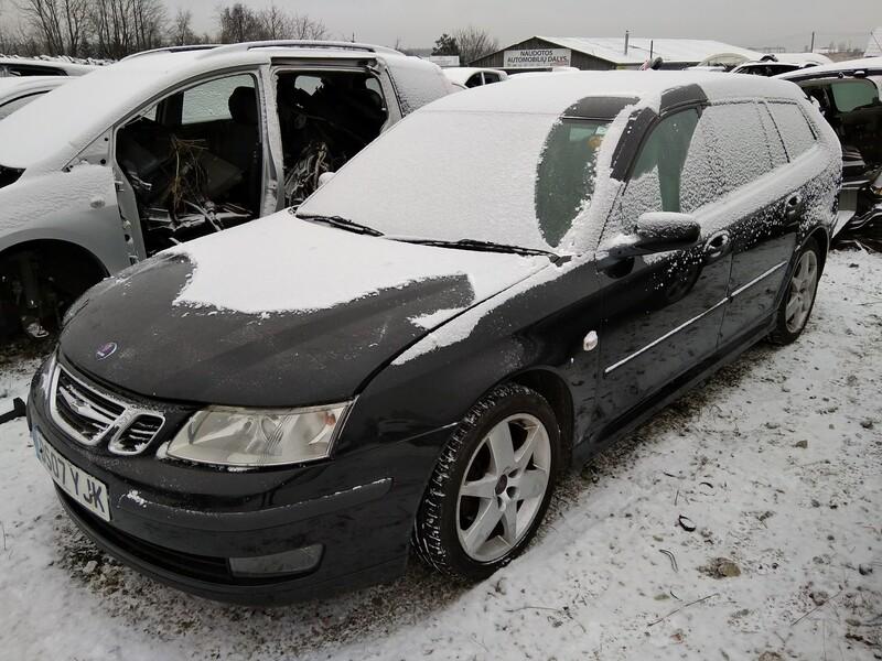 Saab 9-3 II 2008 г запчясти