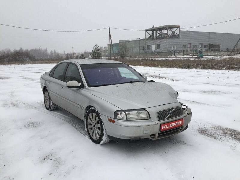 Volvo S80 I 2003 y. parts