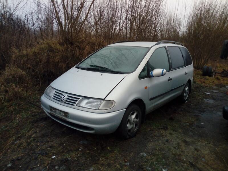 Volkswagen Sharan 1999 y. parts