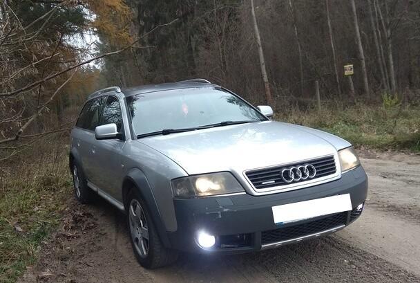 Audi A6 Allroad 2.7 BITURBO 187KW EU 2003 y. parts